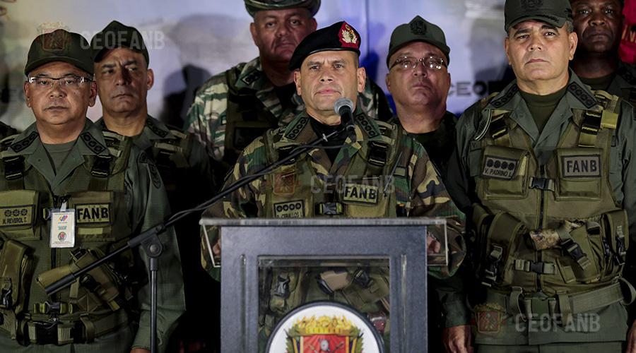 """Balance general Operación República """"Elecciones 2018"""""""