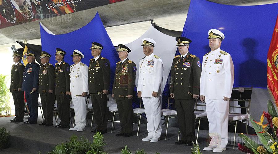 Ascensos de Oficiales Superiores, Subalternos y Tropa Profesional de la FANB