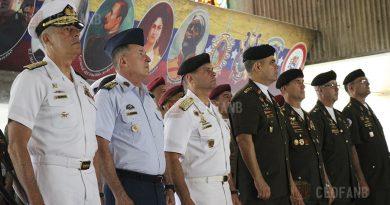 Con Honor y Orgullo Patrio los valerosos soldados representarán a Venezuela en los Juegos Militares Internacionales Rusia 2018
