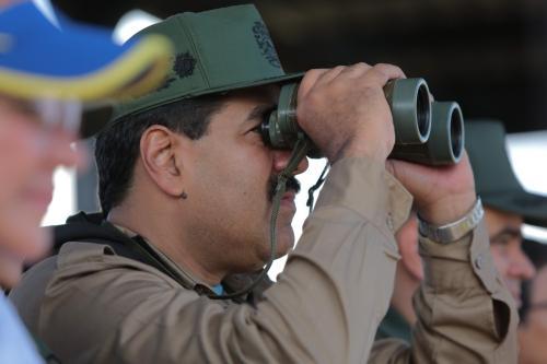 Comandante en Jefe Nicolas Maduro - Militar